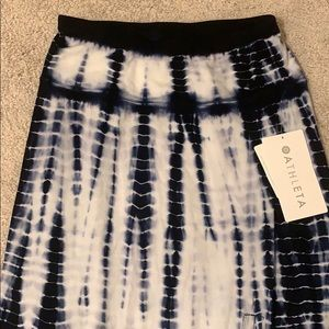 Athleta Skirts - NWTS Athletics maxi skirt, Size XS